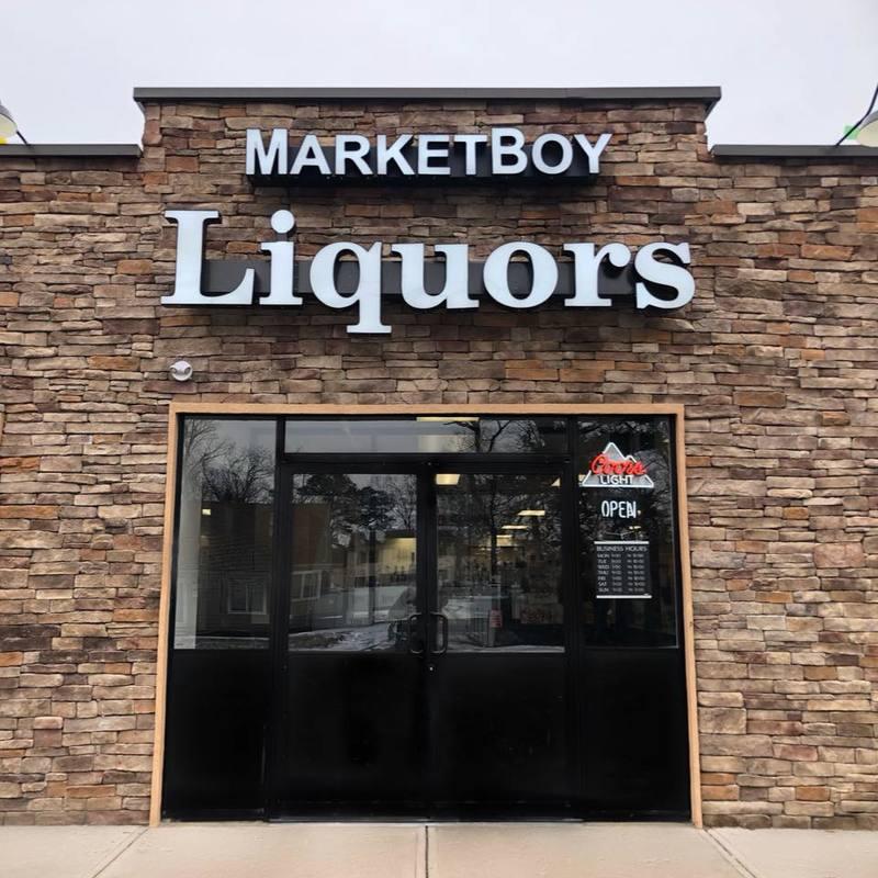 Marketboy liquors