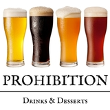 Thumb prohibition drinks and desserts