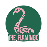 Thumb the flamingo