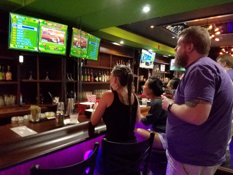 Recess bar