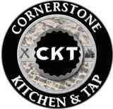 Thumb cornerstone kitchen tap