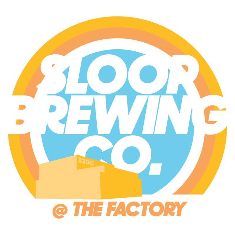 Sloop brewing the factory