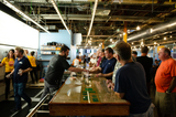 Thumb sloop brewing the factory