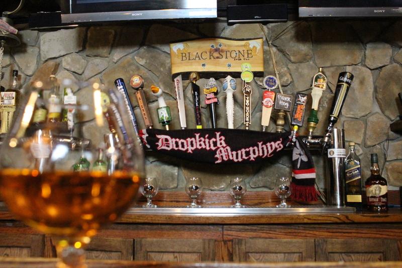 Blackstone irish pub