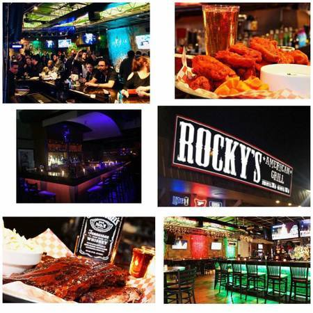 Rocky s american grill