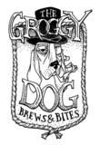 Thumb the groggy dog