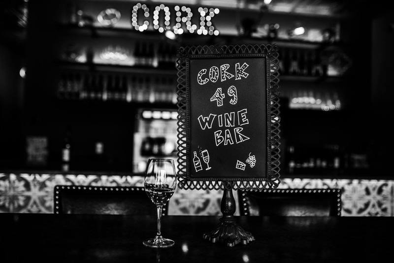 Cork49 wine bar