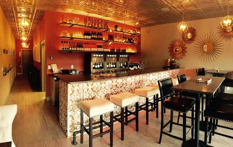 Cork49 wine bar