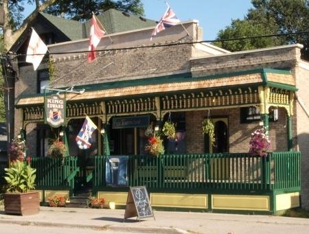 The king edward pub