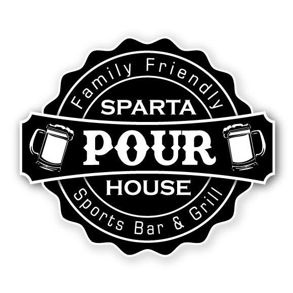 Sparta pour house