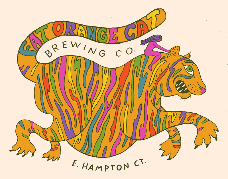Fat orange cat brew co