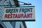 Thumb green front