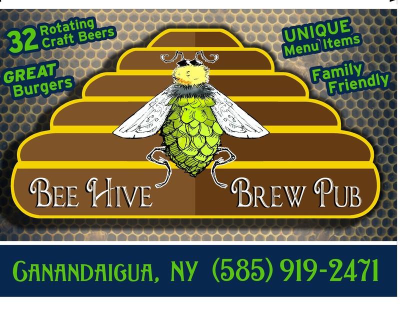 The beehive brew pub
