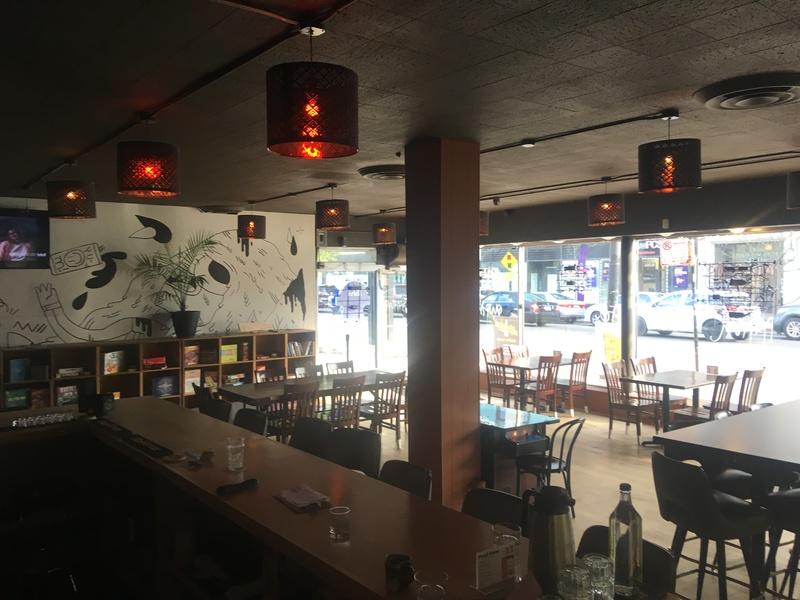 Crown liquors taproom