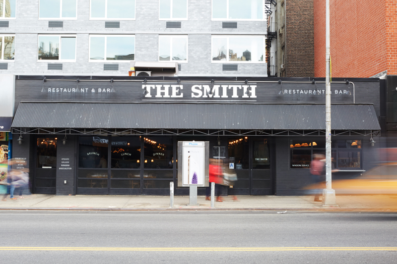 The smith east village