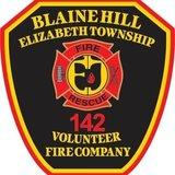 Thumb blaine hill volunteer fire