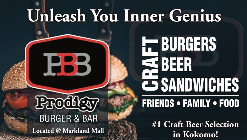 Prodigy burger bar grill