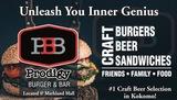Thumb prodigy burger bar grill
