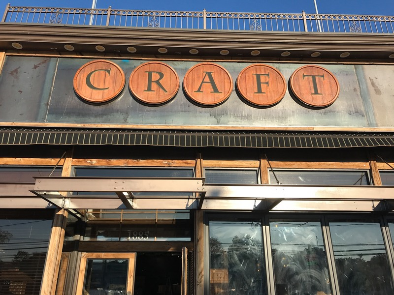 Craft kitchen and tap house wantagh