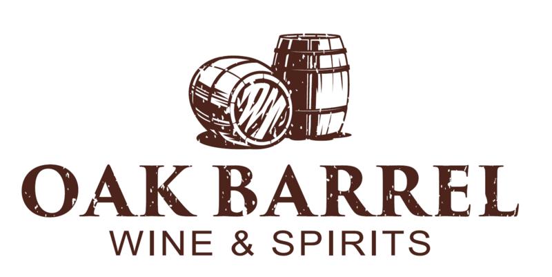 Oak barrel wine spirits