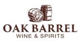 Thumb oak barrel wine spirits