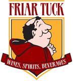 Thumb friar tuck beverage