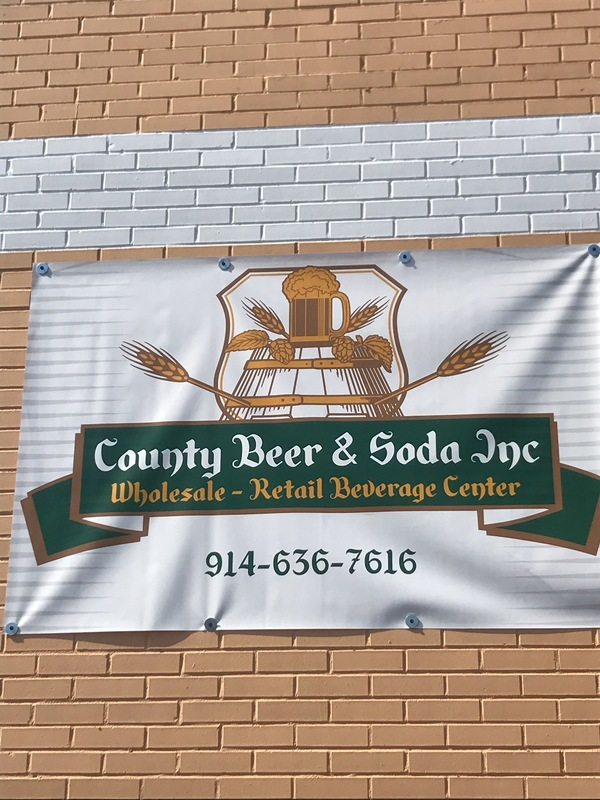 County beer and soda inc