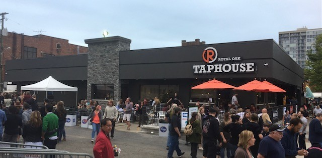 Royal oak taphouse
