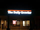 Thumb the daily growler