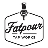 Thumb fatpour tap works