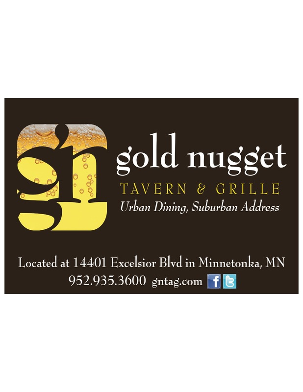 Gold nugget tavern grille