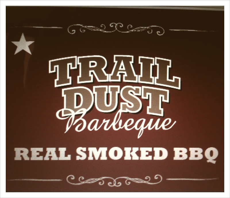 Trail dust bbq