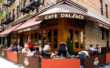 Cafe d alsace