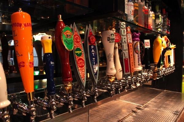 Palmer place restaurant beer garden