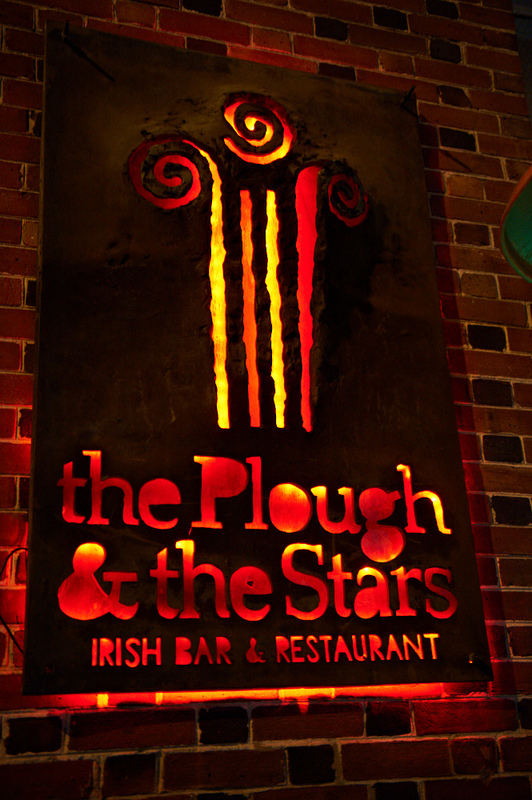 The plough the stars