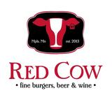 Thumb red cow