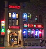 Thumb churchkey bar and grill