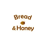 Thumb bread honey