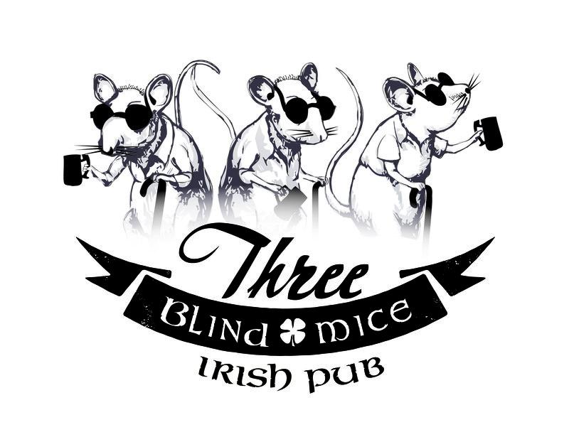 Three blind mice irish pub
