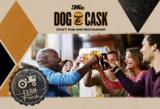 Thumb the dog cask