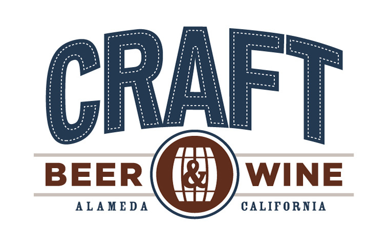 Craft beer wine