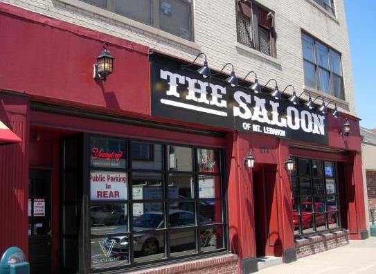 The saloon of mt lebanon