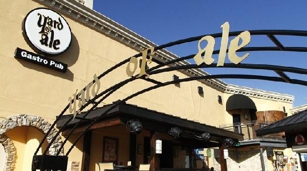 Yard of ale gastro pub