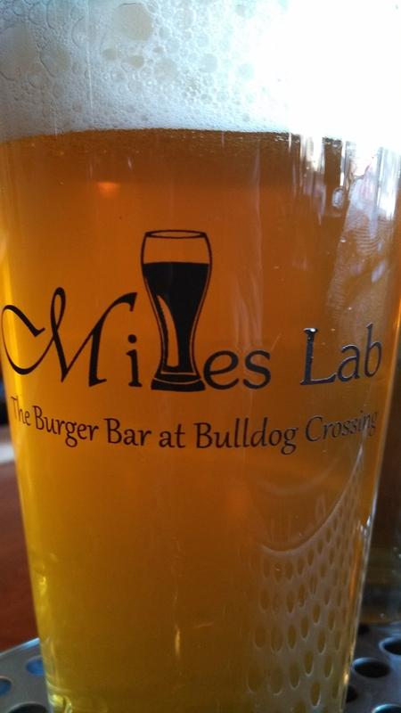 Miles lab burger bar
