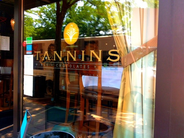 Tannins wine bar boutique