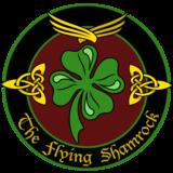 Thumb the flying shamrock