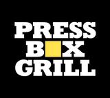 Thumb press box grill