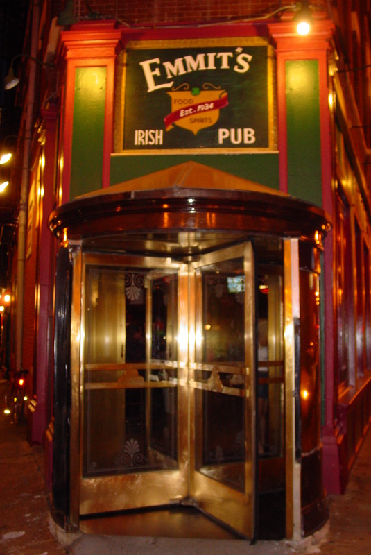 Emmit s irish pub