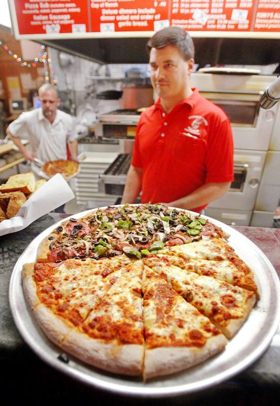 Porky s pizza palace
