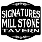 Thumb signatures mill stone tavern